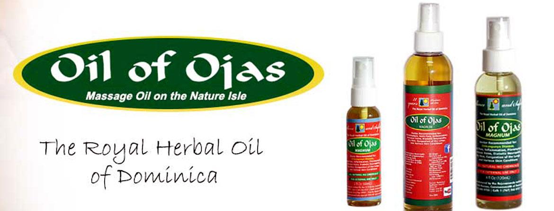 oil of ojas oil